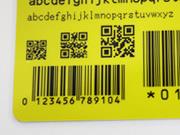 バーコード印字(カード専用)